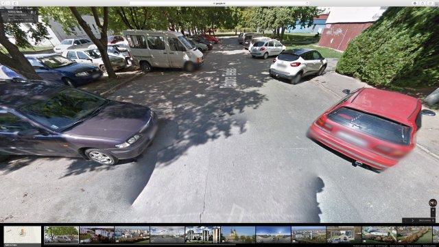Označenie parkovacích miest