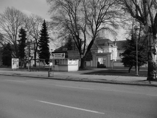 Revitalizácia parku Zelený Kríček
