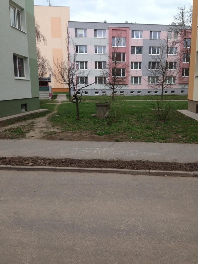 Oživenie verejného priestoru medzi bytovkami