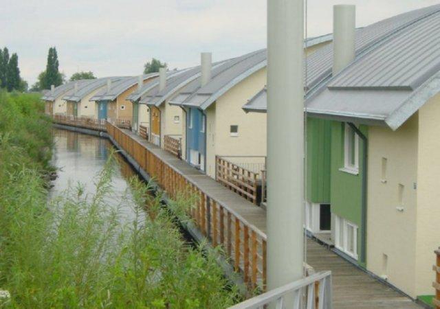 Holandská ulička na vode