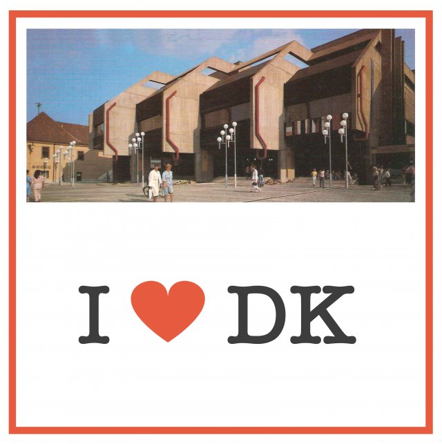I love DK