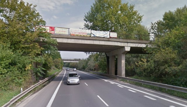 vyuzitie nepouzivaneho mosta ponad obchvat