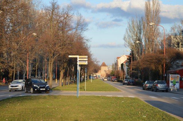 Študentská - ulica s potenciálom