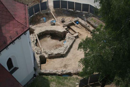 Prezentácia archeologických nálezísk